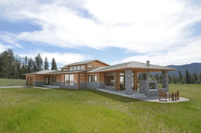 Big Horn Tract 5 Table Ridge Road, Huson, MT 59846 (MLS #22002082) :: Dahlquist Realtors