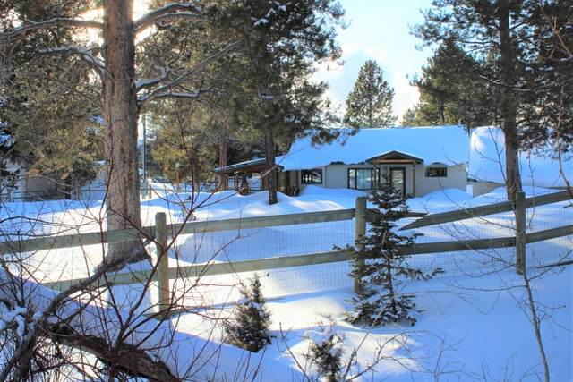 1830 Good News Lane, Lincoln, MT 59639 (MLS #22002118) :: Andy O Realty Group