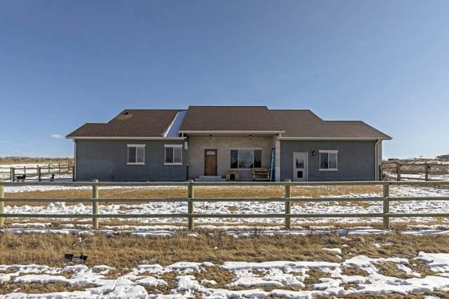 850 Staggs Court, Stevensville, MT 59870 (MLS #22002171) :: Performance Real Estate