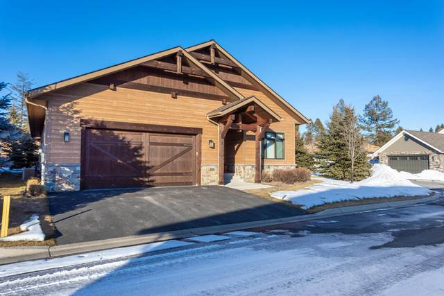 2 Granite Springs Trail, Whitefish, MT 59937 (MLS #22002201) :: Andy O Realty Group