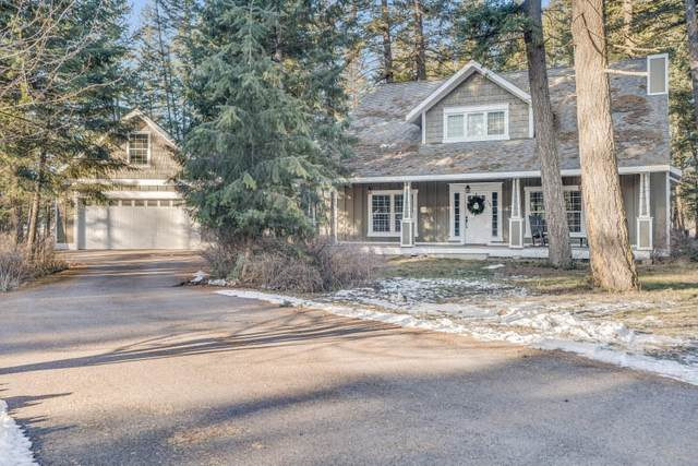 100 Trumble Creek Loop, Kalispell, MT 59901 (MLS #22002212) :: Whitefish Escapes Realty