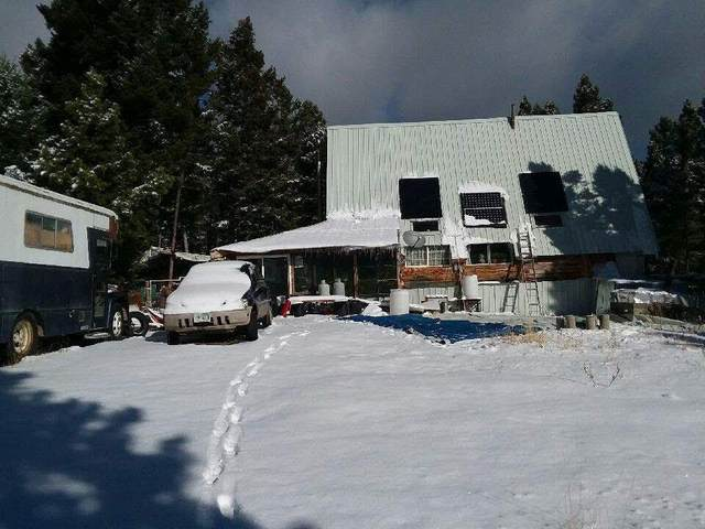 89 Birchwood Road, Gold Creek, MT 59733 (MLS #22002258) :: Andy O Realty Group