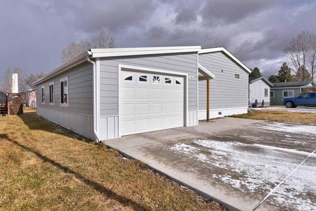 2860 Village Road, Helena, MT 59602 (MLS #22002277) :: Andy O Realty Group