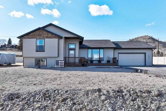 5060 Crescent Moon Drive, Helena, MT 59602 (MLS #22002309) :: Andy O Realty Group