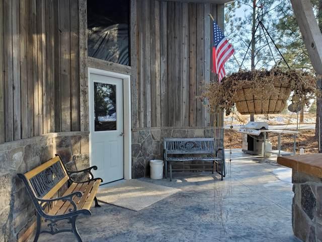 405 Porter Hill Road, Stevensville, MT 59870 (MLS #22002321) :: Performance Real Estate