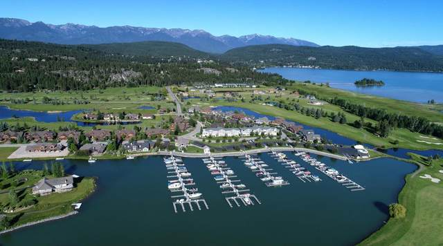 D-36 Eagle Bend Yacht Harbor, Bigfork, MT 59911 (MLS #22002349) :: Andy O Realty Group