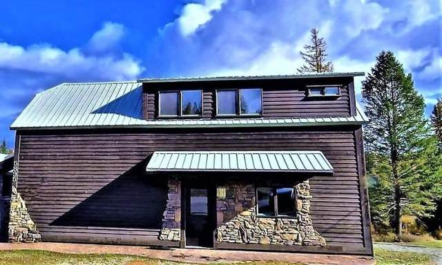 5895 Hwy 93 S, Whitefish, MT 59937 (MLS #22002518) :: Andy O Realty Group