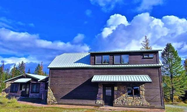 5895 Hwy 93 S, Whitefish, MT 59937 (MLS #22002536) :: Andy O Realty Group