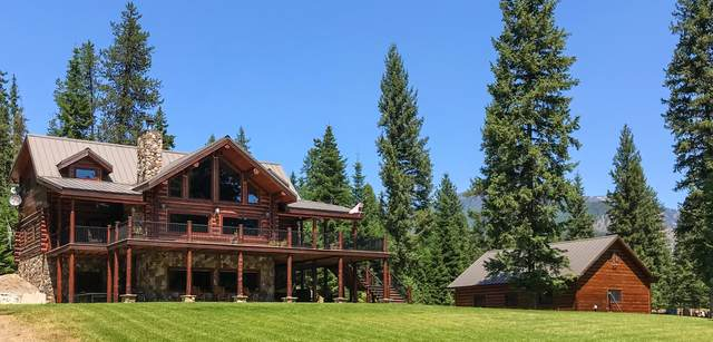 22 Steep River Ranch Road, Thompson Falls, MT 59873 (MLS #22002726) :: Andy O Realty Group