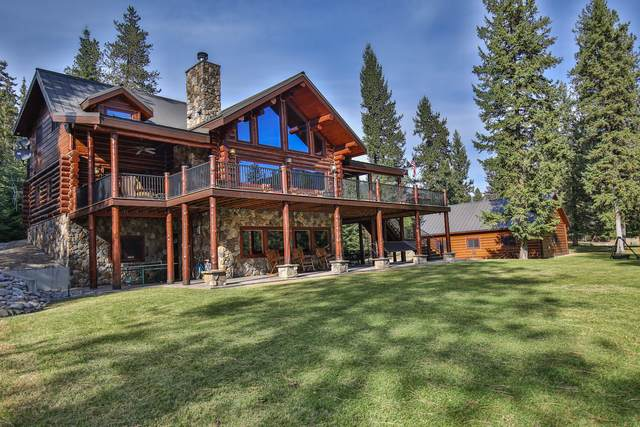 33 Steep River Ranch Road, Thompson Falls, MT 59873 (MLS #22002727) :: Andy O Realty Group