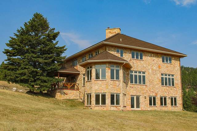 40 Martinez Gulch Road, Clancy, MT 59634 (MLS #22002830) :: Andy O Realty Group