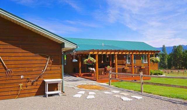 101 Marias Trail, Rexford, MT 59930 (MLS #22003077) :: Performance Real Estate