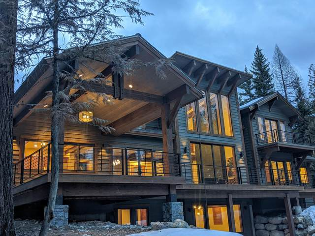 165 S Shooting Star Circle, Whitefish, MT 59937 (MLS #22003083) :: Andy O Realty Group