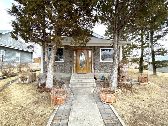 1203 Fourth Street, Deer Lodge, MT 59722 (MLS #22003111) :: Andy O Realty Group