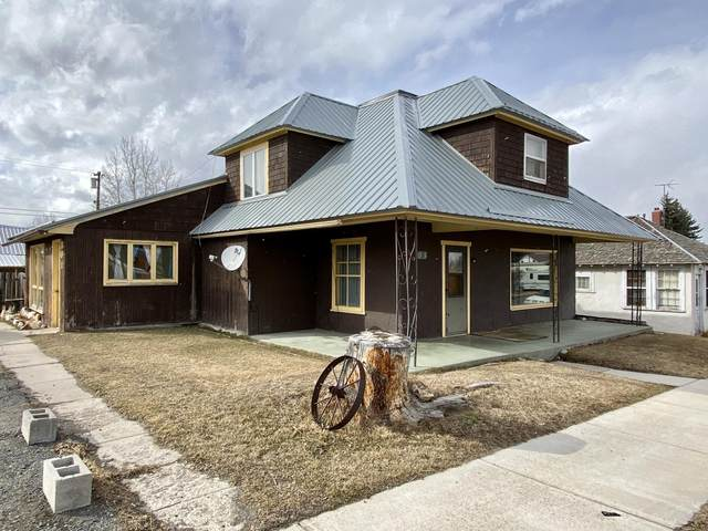 801 W Texas Avenue, Deer Lodge, MT 59722 (MLS #22003120) :: Andy O Realty Group