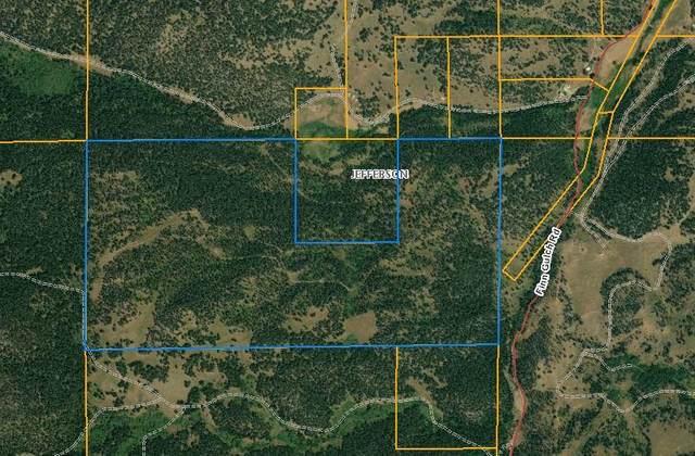 Tbd Quartz Creek, Clancy, MT 59634 (MLS #22003183) :: Andy O Realty Group