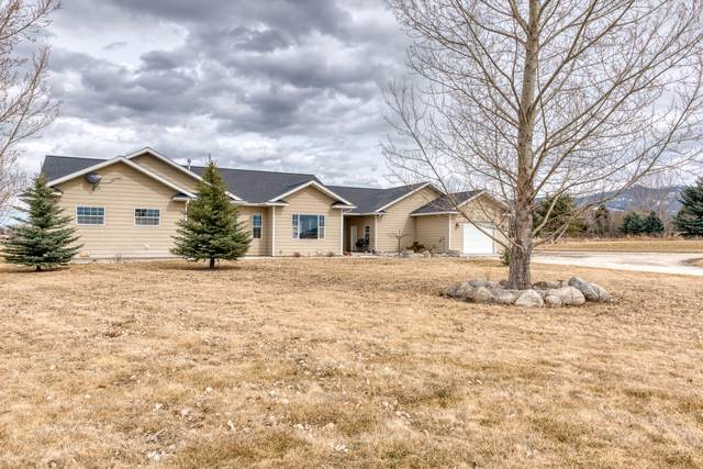 588 Willow Creek Road, Corvallis, MT 59828 (MLS #22003259) :: Performance Real Estate