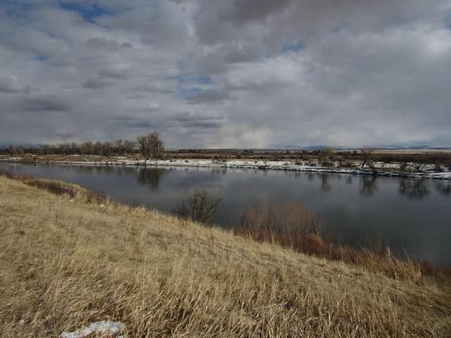 Tbt Wildlife Lane, Cascade, MT 59421 (MLS #22003324) :: Dahlquist Realtors
