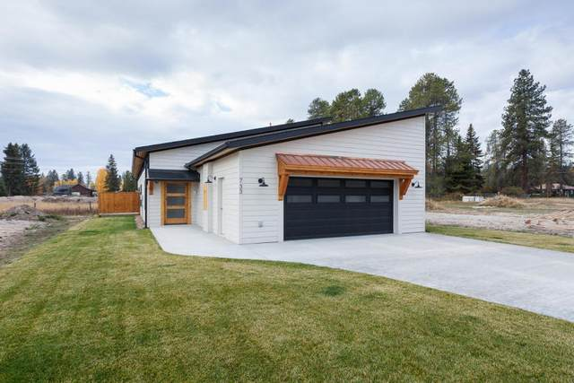 733 Cottonwood Court, Whitefish, MT 59937 (MLS #22003329) :: Andy O Realty Group