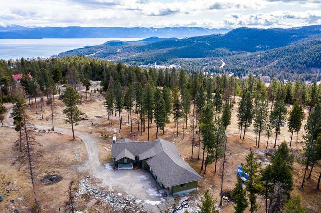 150 Rocky Mountain Drive, Lakeside, MT 59922 (MLS #22003344) :: Performance Real Estate