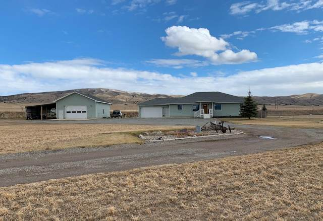 33 Mt Hwy 287 Byp, Toston, MT 59643 (MLS #22003459) :: Andy O Realty Group