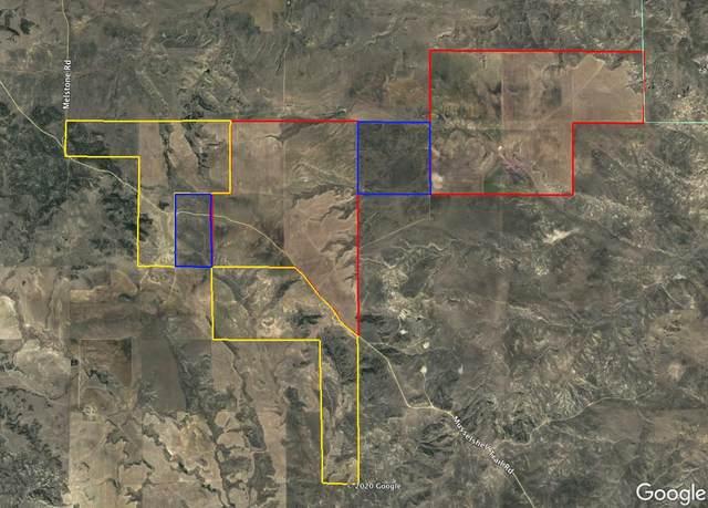 7800 Weed Creek Road, Custer, MT 59024 (MLS #22003676) :: Performance Real Estate