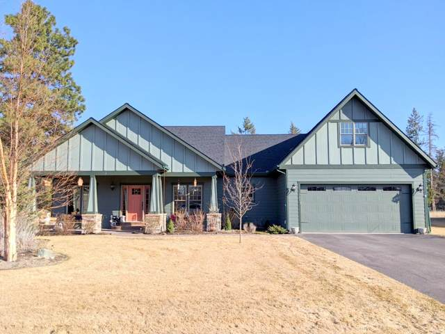 355 Soaring Pines Trail, Kalispell, MT 59901 (MLS #22003704) :: Andy O Realty Group