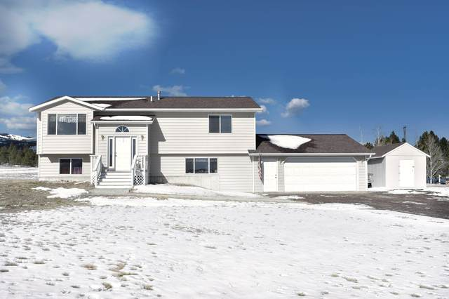 1 Pronghorn Drive, Clancy, MT 59634 (MLS #22003746) :: Andy O Realty Group