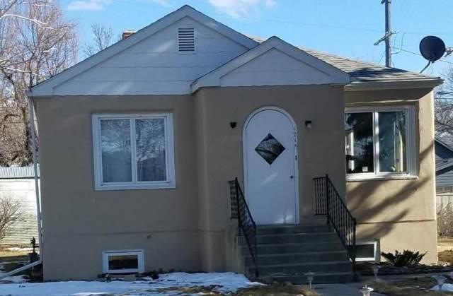 1215 Franklin Street, Fort Benton, MT 59442 (MLS #22003773) :: Dahlquist Realtors