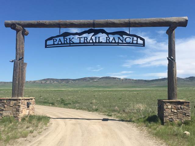 Lot 9 Park Trail Ranch Estates, Toston, MT 59643 (MLS #22003847) :: Andy O Realty Group