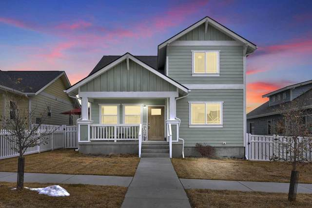2862 Twilight Avenue, Helena, MT 59601 (MLS #22003849) :: Andy O Realty Group