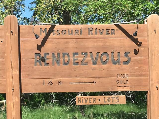Lot 30 Missouri River Rendezvous, Toston, MT 59643 (MLS #22003917) :: Andy O Realty Group