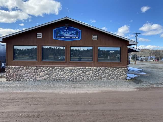 105 Bridge Street, Wolf Creek, MT 59648 (MLS #22003956) :: Andy O Realty Group