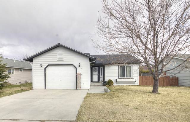 552 N Daly Avenue, Hamilton, MT 59840 (MLS #22003960) :: Andy O Realty Group