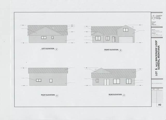 1453 Mackinaw Loop, Somers, MT 59932 (MLS #22004029) :: Andy O Realty Group