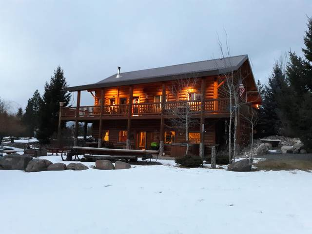 3043 Gehring Ranch Road, Lincoln, MT 59639 (MLS #22004031) :: Andy O Realty Group