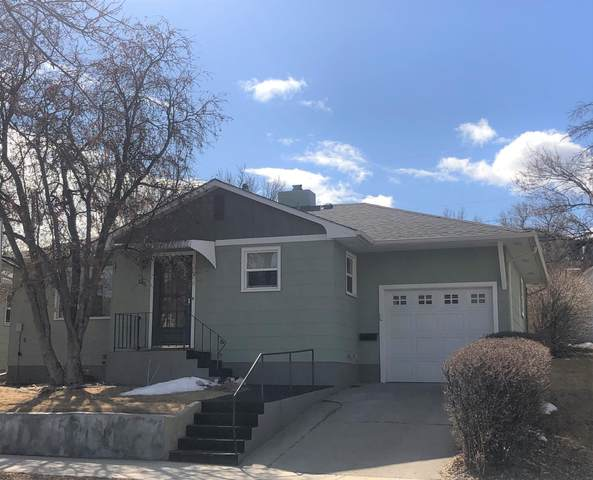 541 E 6th Avenue, Helena, MT 59601 (MLS #22004034) :: Andy O Realty Group