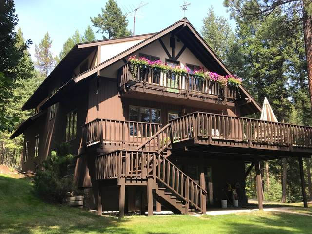 245 Twin Lakes Road, Whitefish, MT 59937 (MLS #22004040) :: Andy O Realty Group