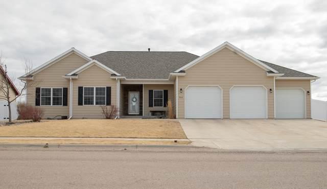 900 45th Avenue NE, Great Falls, MT 59404 (MLS #22004046) :: Performance Real Estate