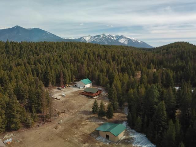 1869 Mud Creek Road, Eureka, MT 59917 (MLS #22004049) :: Performance Real Estate