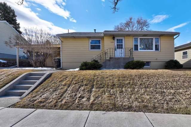1109 Breckenridge Street, Helena, MT 59601 (MLS #22004050) :: Performance Real Estate