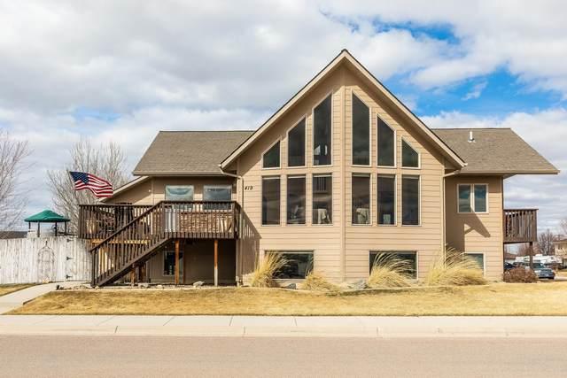 419 Skyline Drive NE, Great Falls, MT 59404 (MLS #22004051) :: Performance Real Estate