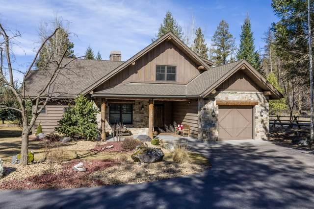 1055 Whispering Rock Road, Bigfork, MT 59911 (MLS #22004059) :: Performance Real Estate