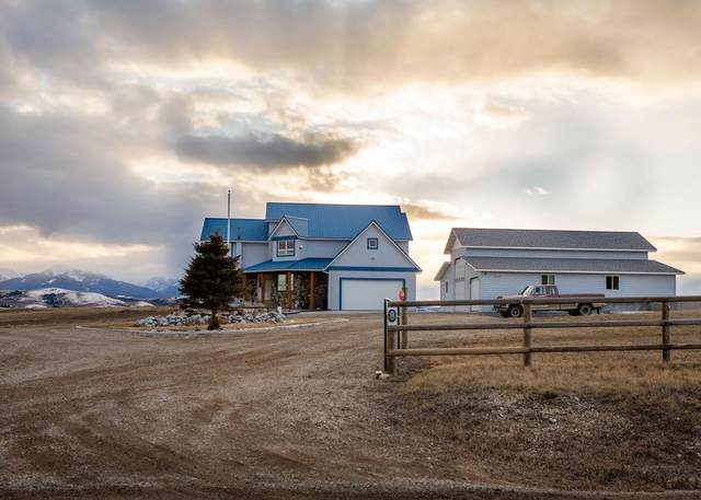 1045 Beck Hill Road, Deer Lodge, MT 59722 (MLS #22004069) :: Andy O Realty Group