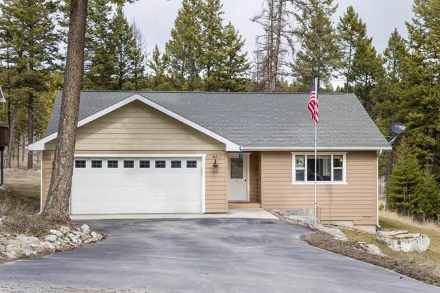 365 Skookum Road, Lakeside, MT 59922 (MLS #22004073) :: Performance Real Estate
