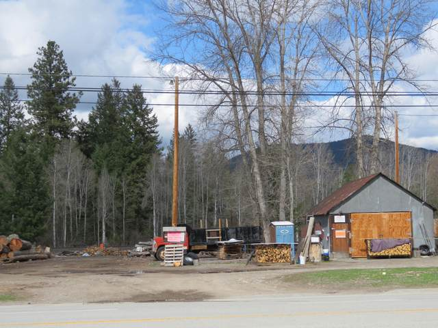 30413 Hwy 2 W, Libby, MT 59923 (MLS #22004108) :: Performance Real Estate