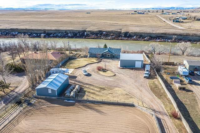 170 Sun Prairie Road, Great Falls, MT 59404 (MLS #22004110) :: Montana Life Real Estate