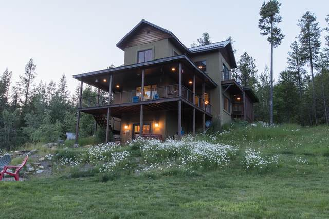 967 Lake Drive, Columbia Falls, MT 59912 (MLS #22004206) :: Performance Real Estate