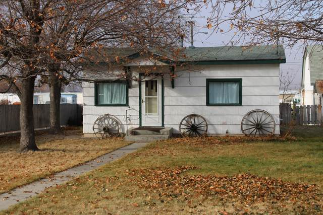 103 Main Street, Stevensville, MT 59870 (MLS #22004249) :: Andy O Realty Group