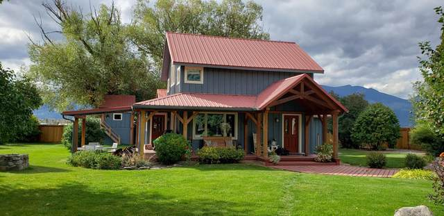 437 Winters Lane, Stevensville, MT 59870 (MLS #22004266) :: Andy O Realty Group